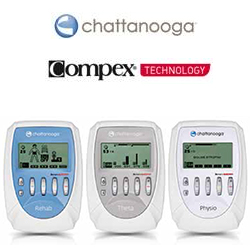 Compex Chattanooga Elettroterapia Professional: Rehab, Theta, Physio
